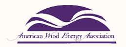 American Wind Energy Association logo